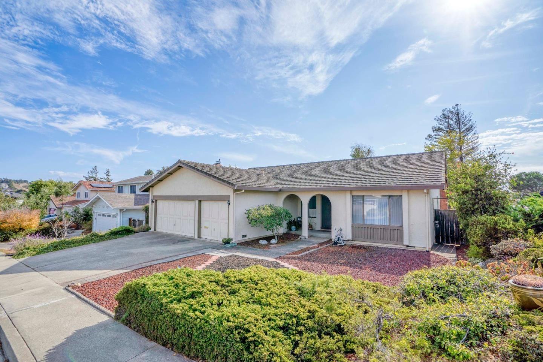 Photo for 2555 Somerset Drive, BELMONT, CA 94002 (MLS # ML81866016)