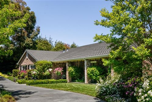 Photo of 1015 Bridle Way, HILLSBOROUGH, CA 94010 (MLS # ML81843017)