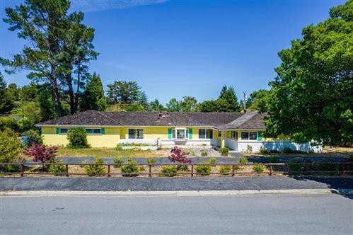 Photo of 1520 Wedgewood Drive, HILLSBOROUGH, CA 94010 (MLS # ML81848017)