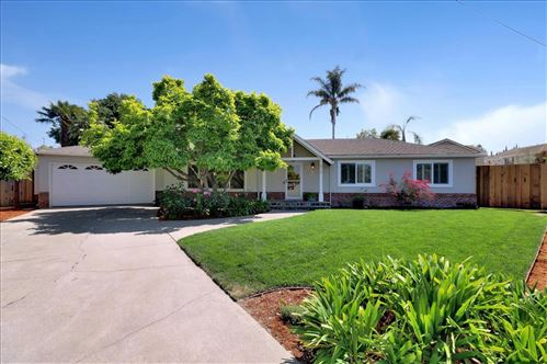Photo of 970 Stonehurst WAY, CAMPBELL, CA 95008 (MLS # ML81840019)