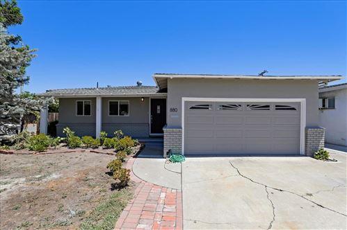 Photo of 880 San Mateo Court, SUNNYVALE, CA 94085 (MLS # ML81849019)
