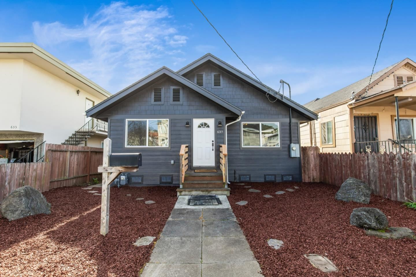 Photo for 637 Grand AVE, SOUTH SAN FRANCISCO, CA 94080 (MLS # ML81781019)
