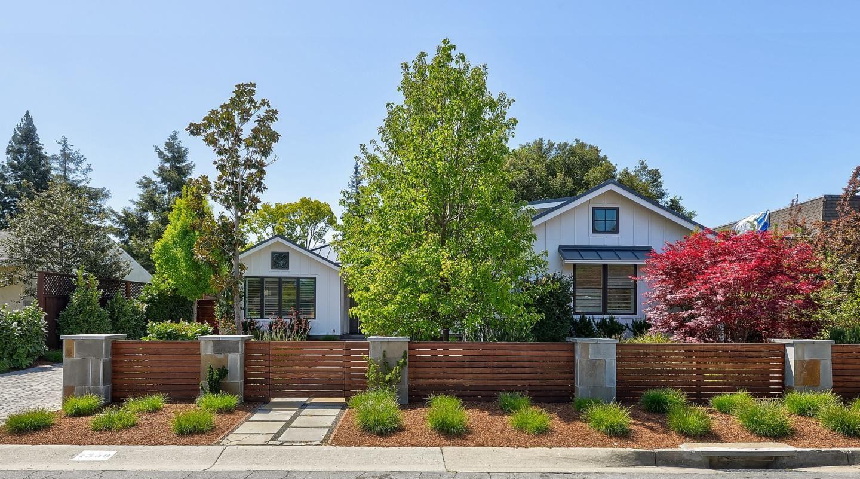 Photo for 1350 Miravalle Avenue, LOS ALTOS, CA 94024 (MLS # ML81841019)
