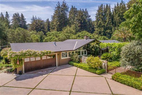 Photo of 1100 Mountain Home RD, WOODSIDE, CA 94062 (MLS # ML81828020)