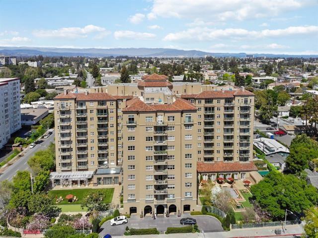 1 Baldwin Avenue #418, San Mateo, CA 94401 - #: ML81867021