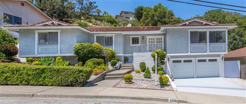 Photo of 3266 Brittan Avenue, SAN CARLOS, CA 94070 (MLS # ML81855022)
