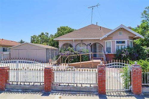 Photo of 1606 East San Fernando Street, SAN JOSE, CA 95116 (MLS # ML81855026)