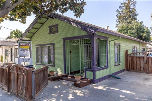 Photo of 337 Irving Avenue, SAN JOSE, CA 95128 (MLS # ML81864027)