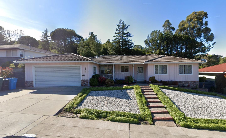 Photo for 2804 Trousdale DR, BURLINGAME, CA 94010 (MLS # ML81842027)