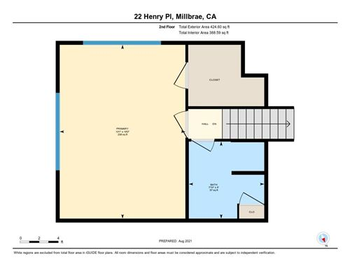 Tiny photo for 22 Henry Place, MILLBRAE, CA 94030 (MLS # ML81860029)