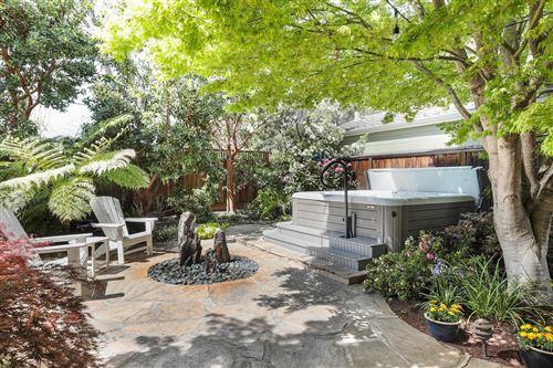 Tiny photo for 419 Central Avenue, MENLO PARK, CA 94025 (MLS # ML81847030)
