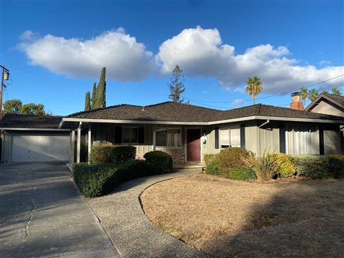 Photo of 3525 Constance DR, SAN JOSE, CA 95117 (MLS # ML81819031)