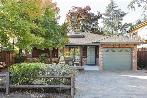Photo of 3948 La Donna AVE, PALO ALTO, CA 94306 (MLS # ML81820033)