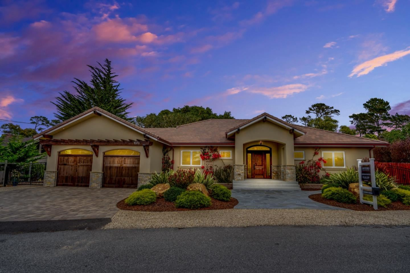 Photo for 1070 Trappers Trail, PEBBLE BEACH, CA 93953 (MLS # ML81854035)
