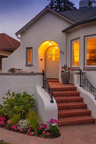Tiny photo for 832 Fairfield Road, BURLINGAME, CA 94010 (MLS # ML81854038)