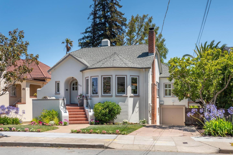 Photo for 832 Fairfield Road, BURLINGAME, CA 94010 (MLS # ML81854038)