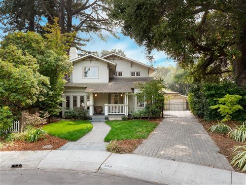 Photo of 338 Mckendry PL, MENLO PARK, CA 94025 (MLS # ML81811042)
