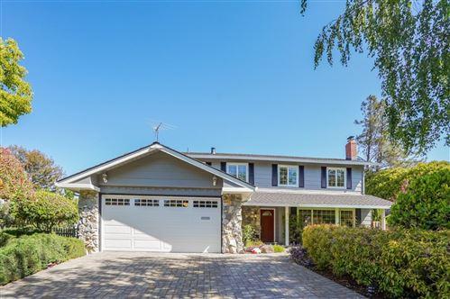 Photo of 2748 Wemberly Drive, BELMONT, CA 94002 (MLS # ML81836042)