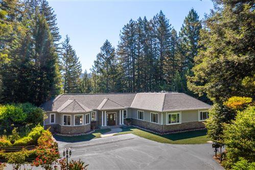 Photo of 303 Sanborn Lane, FELTON, CA 95018 (MLS # ML81846042)