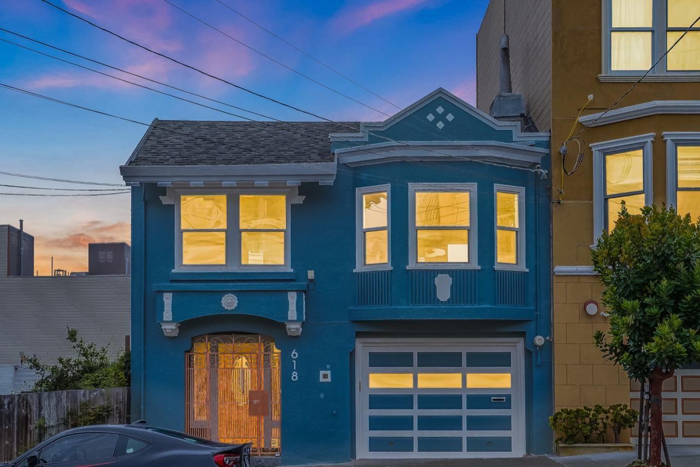 618 27th Avenue, San Francisco, CA 94121 - MLS#: ML81864042