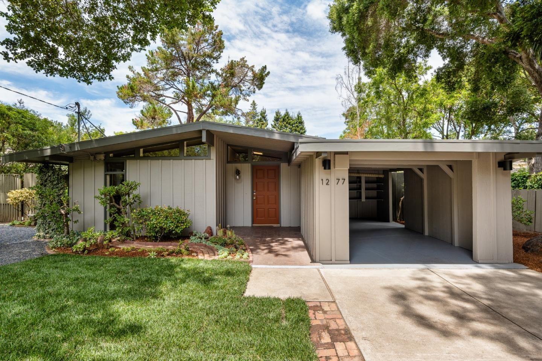 Photo for 1277 Woodland Avenue, MENLO PARK, CA 94025 (MLS # ML81853045)