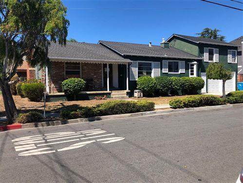 Photo of 201 Channing Road, BURLINGAME, CA 94010 (MLS # ML81849046)