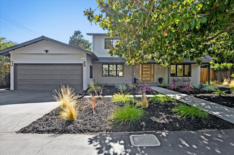 1105 Hidden Oaks Drive, Menlo Park, CA 94025 - #: ML81864050