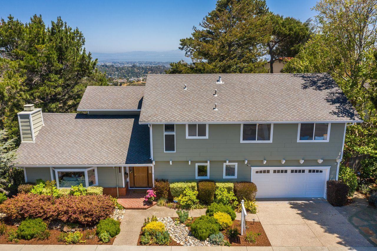 Photo for 2462 Hallmark Drive, BELMONT, CA 94002 (MLS # ML81845052)