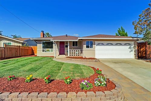 Photo of 1435 Bouret Drive, SAN JOSE, CA 95118 (MLS # ML81846053)