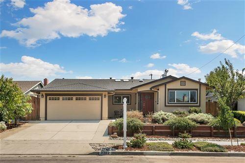 Photo of 3382 Valley Square LN, SAN JOSE, CA 95117 (MLS # ML81807055)