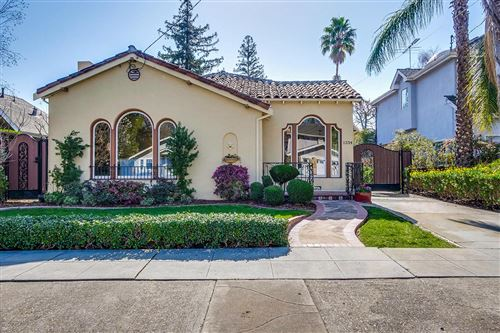 Photo of 1334 Mckendrie Street, SAN JOSE, CA 95126 (MLS # ML81818055)
