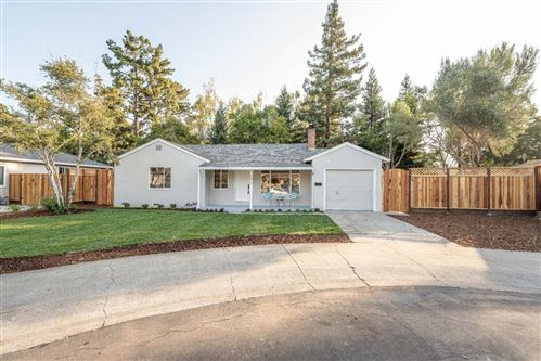 Photo of 2479 Chabot Terrace, PALO ALTO, CA 94303 (MLS # ML81862056)