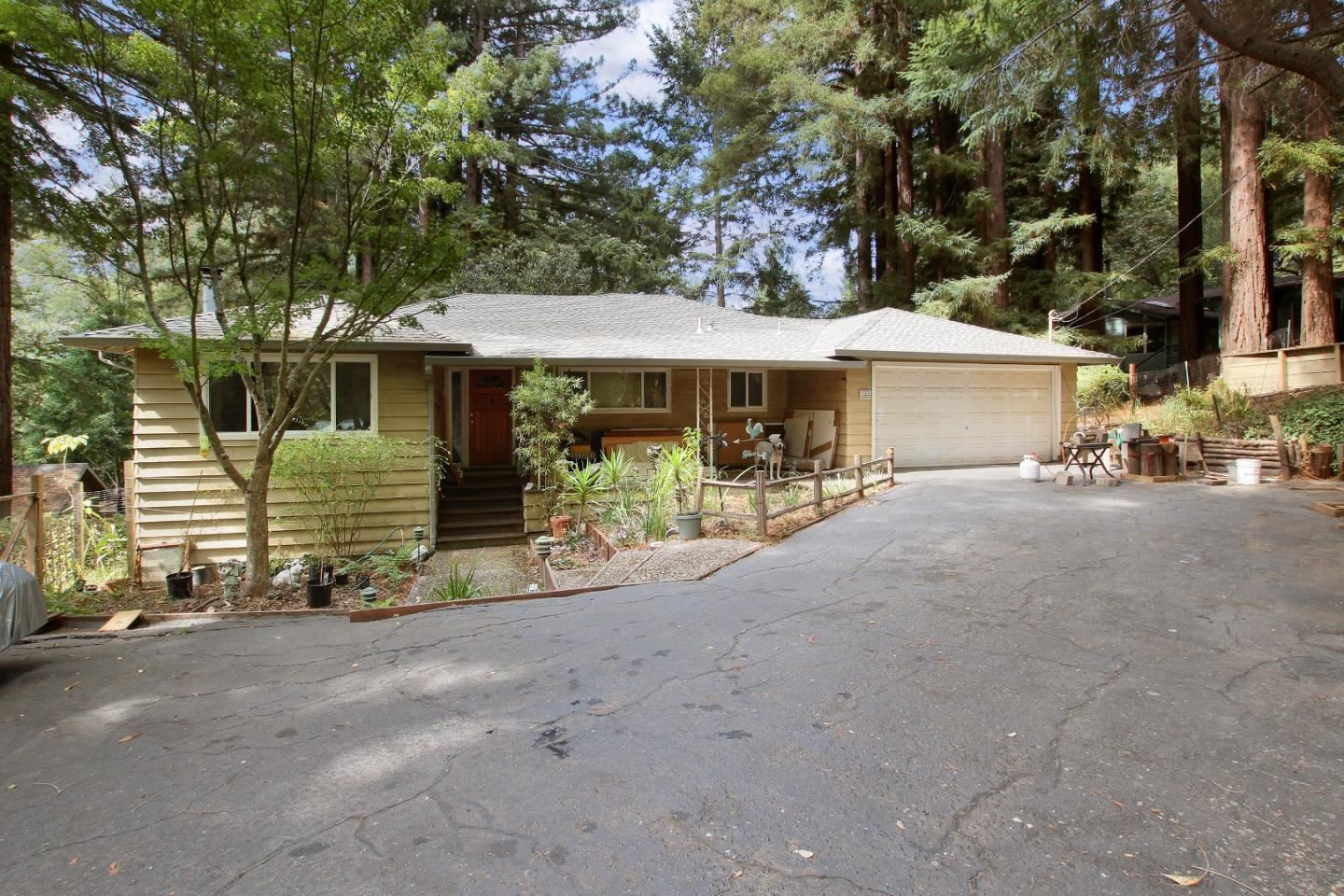 755 Highland DR, Boulder Creek, CA 95006 - #: ML81783056