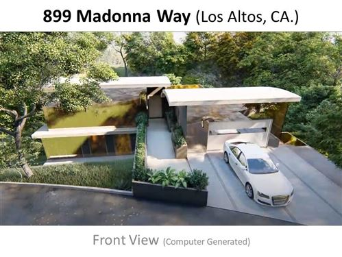 Photo of 899 Madonna WAY, LOS ALTOS, CA 94024 (MLS # ML81828057)