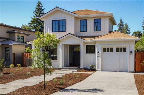 Photo of 77 Lyell Street, LOS ALTOS, CA 94022 (MLS # ML81847057)