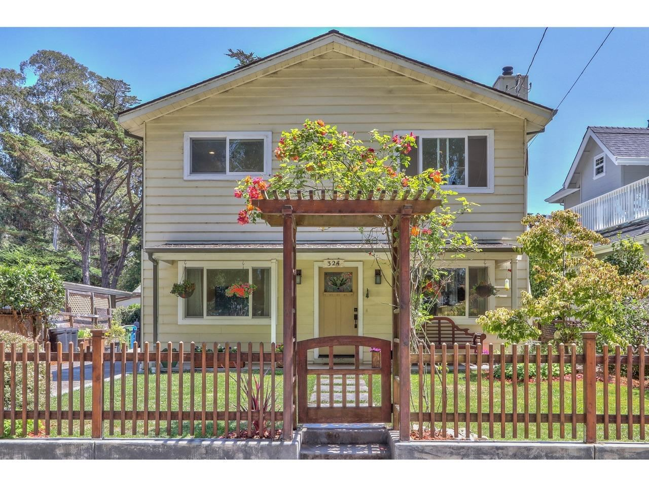 324 Palmer AVE, Aptos, CA 95003 - #: ML81804057
