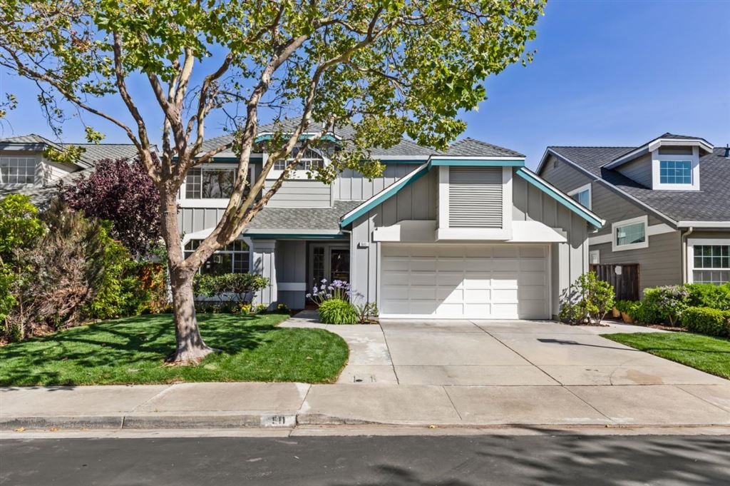 Photo for 511 Saint Thomas LN, FOSTER CITY, CA 94404 (MLS # ML81761058)