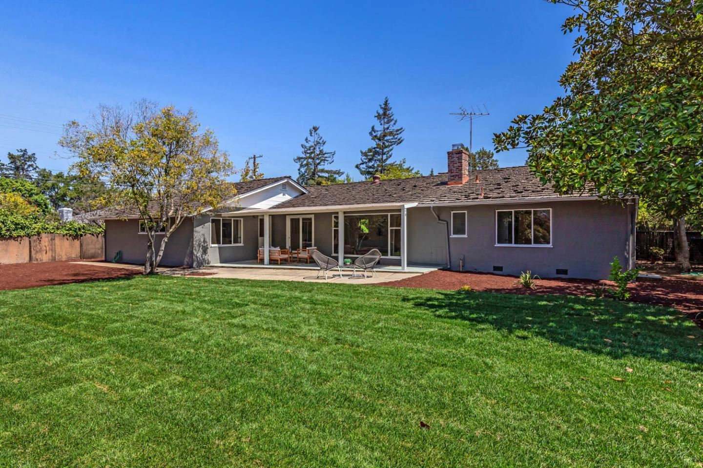 Photo for 186 North Avalon Drive, LOS ALTOS, CA 94022 (MLS # ML81860059)