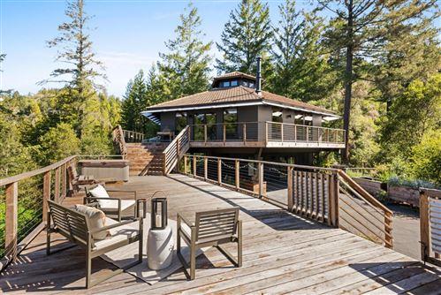 Photo of 400 Wood RD, BOULDER CREEK, CA 95006 (MLS # ML81835064)