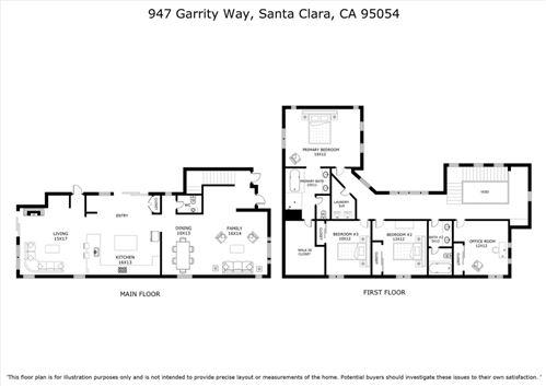 Tiny photo for 947 Garrity WAY, SANTA CLARA, CA 95054 (MLS # ML81811065)