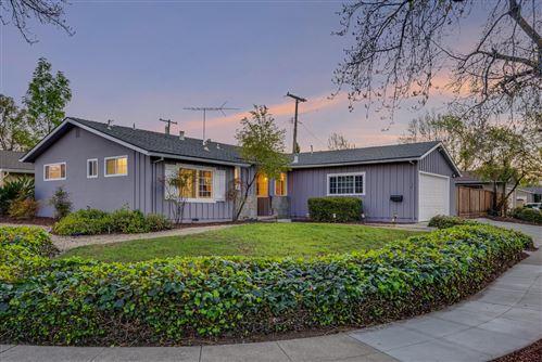 Photo of 4370 Blackford AVE, SAN JOSE, CA 95129 (MLS # ML81837065)