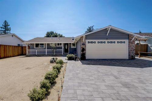 Photo of 1524 Hallbrook Drive, SAN JOSE, CA 95118 (MLS # ML81863065)