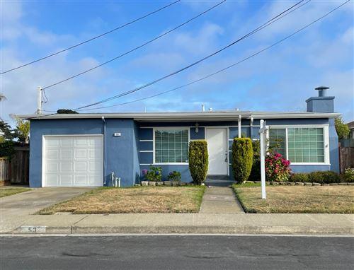 Photo of 53 Calvert Avenue, SOUTH SAN FRANCISCO, CA 94080 (MLS # ML81855070)