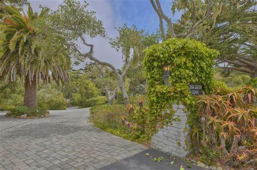 Tiny photo for 3245 Cabrillo Road, PEBBLE BEACH, CA 93953 (MLS # ML81854071)
