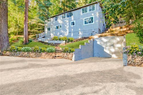 Photo of 12744 Hillside Terrace, BOULDER CREEK, CA 95006 (MLS # ML81867072)
