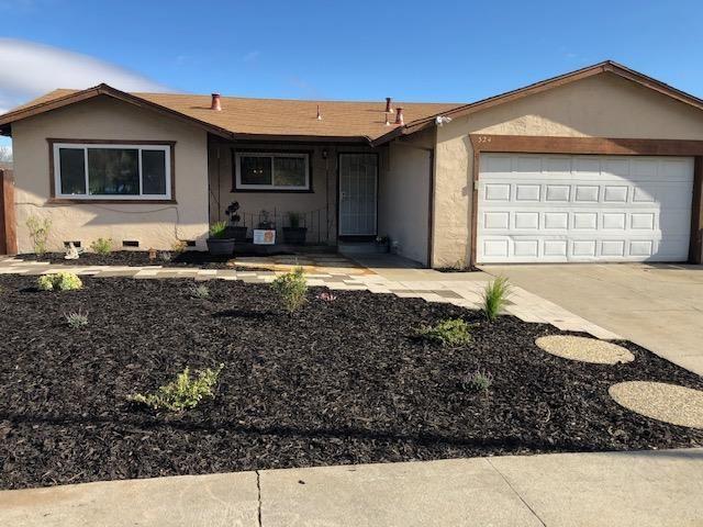 Photo for 324 Via Loma, MORGAN HILL, CA 95037 (MLS # ML81825072)