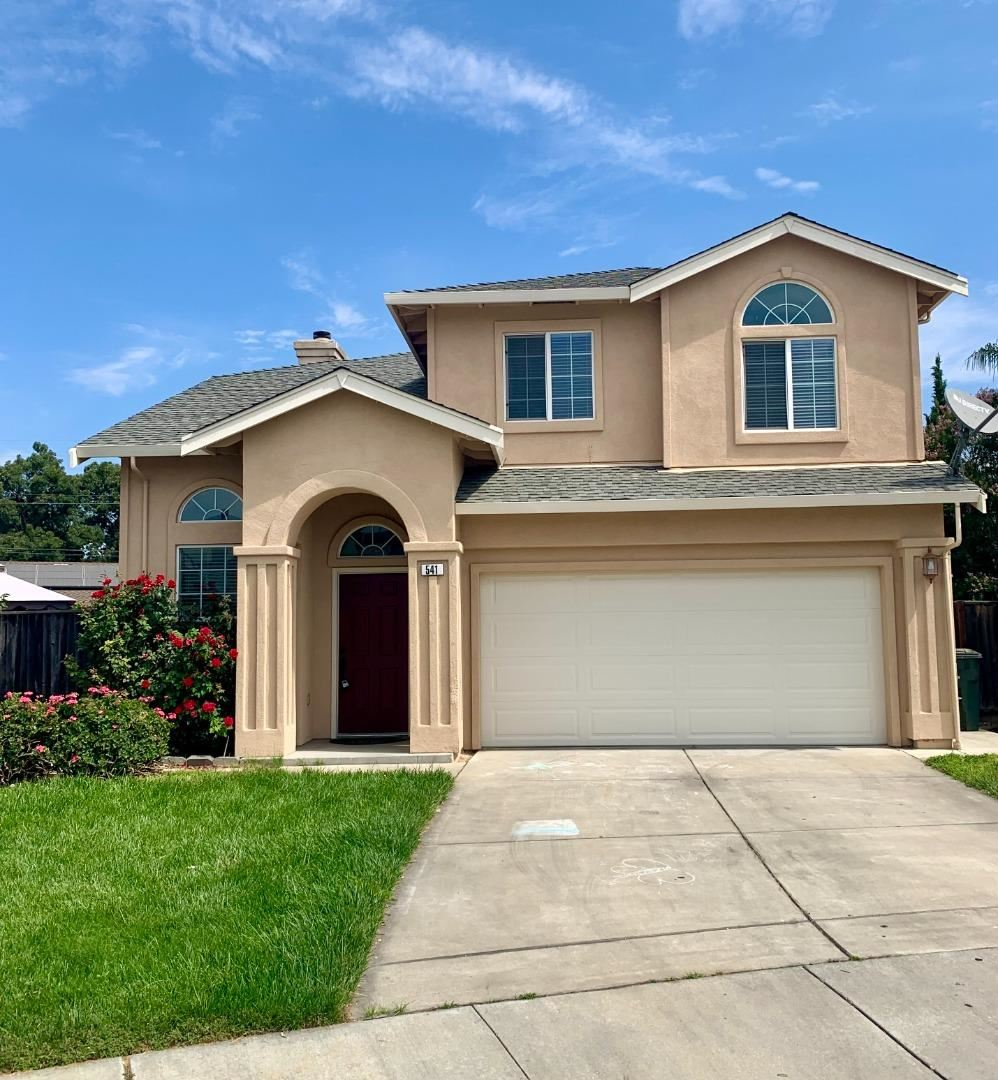 541 Hoover Court, Gilroy, CA 95020 - #: ML81856075