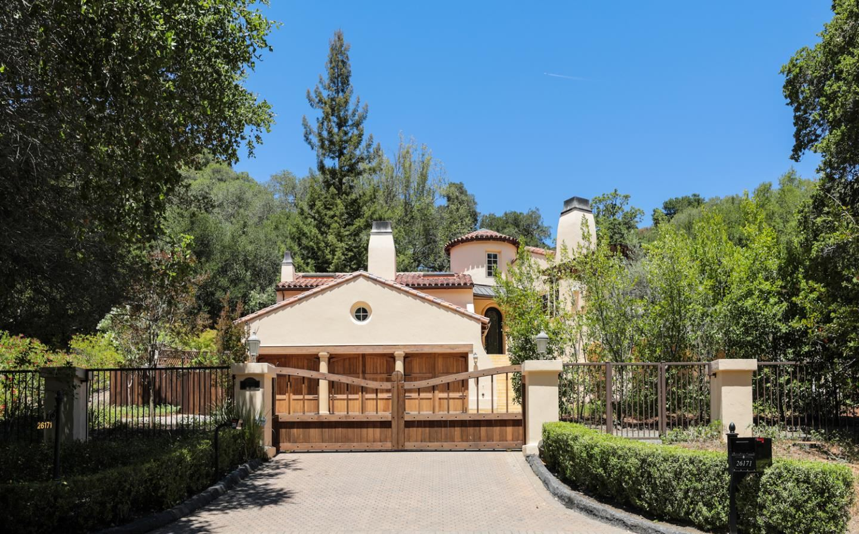 Photo for 26171 Moody Road, LOS ALTOS HILLS, CA 94022 (MLS # ML81848076)