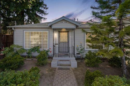 Photo of 1350 Hudson Street, REDWOOD CITY, CA 94061 (MLS # ML81843079)