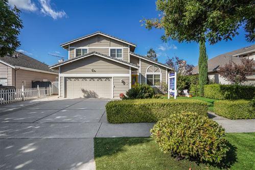 Photo of 3219 Heritage Estates Drive, SAN JOSE, CA 95148 (MLS # ML81866081)